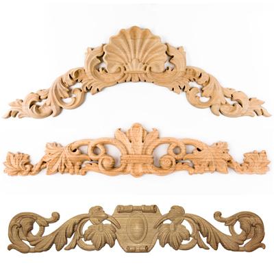 Декор горизонтальный, короны