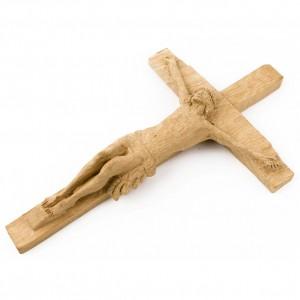 Резной крест К001 (дуб)